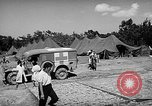 Image of hospital truck Okinawa Ryukyu Islands, 1955, second 6 stock footage video 65675054148