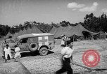 Image of hospital truck Okinawa Ryukyu Islands, 1955, second 7 stock footage video 65675054148