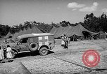 Image of hospital truck Okinawa Ryukyu Islands, 1955, second 8 stock footage video 65675054148