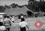 Image of hospital truck Okinawa Ryukyu Islands, 1955, second 10 stock footage video 65675054148