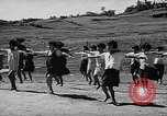 Image of native children Okinawa Ryukyu Islands, 1955, second 2 stock footage video 65675054151