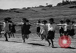 Image of native children Okinawa Ryukyu Islands, 1955, second 3 stock footage video 65675054151