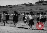 Image of native children Okinawa Ryukyu Islands, 1955, second 4 stock footage video 65675054151