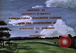 Image of pastures Georgia United States USA, 1950, second 11 stock footage video 65675054180