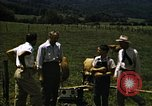 Image of pastures Georgia United States USA, 1950, second 8 stock footage video 65675054182