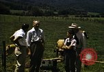 Image of pastures Georgia United States USA, 1950, second 9 stock footage video 65675054182