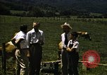 Image of pastures Georgia United States USA, 1950, second 10 stock footage video 65675054182