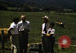 Image of pastures Georgia United States USA, 1950, second 12 stock footage video 65675054182