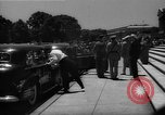 Image of King George II Washington DC USA, 1942, second 10 stock footage video 65675054189