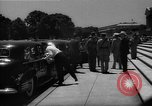 Image of King George II Washington DC USA, 1942, second 11 stock footage video 65675054189