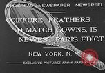 Image of Louis Parme New York City USA, 1932, second 2 stock footage video 65675054199