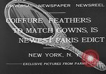 Image of Louis Parme New York City USA, 1932, second 9 stock footage video 65675054199