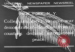 Image of international peace New York City USA, 1932, second 3 stock footage video 65675054200
