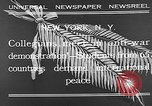 Image of international peace New York City USA, 1932, second 4 stock footage video 65675054200