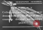 Image of international peace New York City USA, 1932, second 8 stock footage video 65675054200