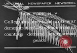Image of international peace New York City USA, 1932, second 10 stock footage video 65675054200