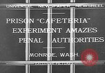 Image of Washington State Reformatory Monroe Washington USA, 1932, second 4 stock footage video 65675054202