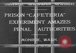 Image of Washington State Reformatory Monroe Washington USA, 1932, second 8 stock footage video 65675054202