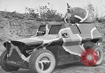 Image of Tucker Armored Combat Car testing Rahway New Jersey USA, 1938, second 5 stock footage video 65675054205