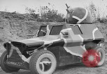 Image of Tucker Armored Combat Car testing Rahway New Jersey USA, 1938, second 6 stock footage video 65675054205