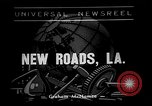 Image of sugar cane cutter New Roads Louisiana USA, 1938, second 1 stock footage video 65675054206
