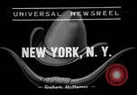 Image of rodeo New York City USA, 1938, second 3 stock footage video 65675054207
