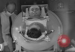 Image of Polio victim Fred Snite Chicago Illinois USA, 1938, second 9 stock footage video 65675054208