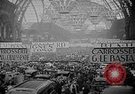 Image of automobile show Paris France, 1938, second 8 stock footage video 65675054209