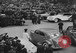 Image of automobile show Paris France, 1938, second 10 stock footage video 65675054209