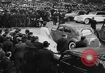 Image of automobile show Paris France, 1938, second 11 stock footage video 65675054209