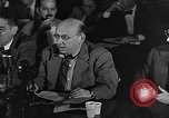 Image of HUAC Subcommittee Los Angeles California USA, 1947, second 3 stock footage video 65675054211