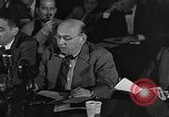 Image of HUAC Subcommittee Los Angeles California USA, 1947, second 4 stock footage video 65675054211