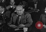Image of HUAC Subcommittee Los Angeles California USA, 1947, second 5 stock footage video 65675054211