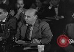 Image of HUAC Subcommittee Los Angeles California USA, 1947, second 9 stock footage video 65675054211