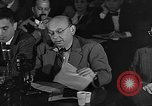 Image of HUAC Subcommittee Los Angeles California USA, 1947, second 10 stock footage video 65675054211