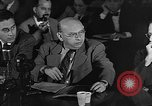 Image of HUAC Subcommittee Los Angeles California USA, 1947, second 12 stock footage video 65675054211