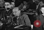 Image of HUAC hearing are you now or have you ever been communist Washington DC USA, 1947, second 2 stock footage video 65675054212