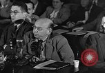 Image of HUAC hearing are you now or have you ever been communist Washington DC, 1947, second 7 stock footage video 65675054212