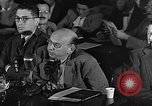 Image of HUAC hearing are you now or have you ever been communist Washington DC, 1947, second 8 stock footage video 65675054212