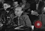 Image of HUAC hearing are you now or have you ever been communist Washington DC, 1947, second 10 stock footage video 65675054212