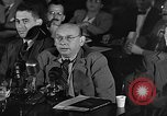 Image of HUAC hearing are you now or have you ever been communist Washington DC, 1947, second 11 stock footage video 65675054212