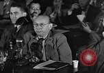 Image of HUAC hearing are you now or have you ever been communist Washington DC USA, 1947, second 12 stock footage video 65675054212