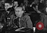 Image of HUAC hearing are you now or have you ever been communist Washington DC, 1947, second 13 stock footage video 65675054212