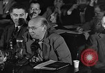 Image of HUAC hearing are you now or have you ever been communist Washington DC, 1947, second 14 stock footage video 65675054212