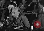 Image of HUAC hearing are you now or have you ever been communist Washington DC, 1947, second 16 stock footage video 65675054212