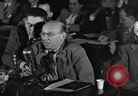 Image of HUAC hearing are you now or have you ever been communist Washington DC, 1947, second 17 stock footage video 65675054212