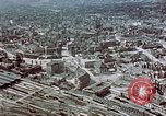 Image of bomb damaged buildings Nuremberg Germany, 1945, second 2 stock footage video 65675054215