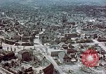 Image of bomb damaged buildings Nuremberg Germany, 1945, second 6 stock footage video 65675054215