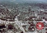 Image of bomb damaged buildings Nuremberg Germany, 1945, second 7 stock footage video 65675054215