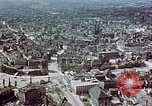 Image of bomb damaged buildings Nuremberg Germany, 1945, second 8 stock footage video 65675054215
